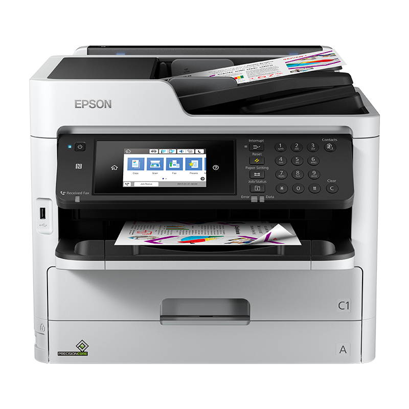 Epson Officescan & Printer MFP EP-3000